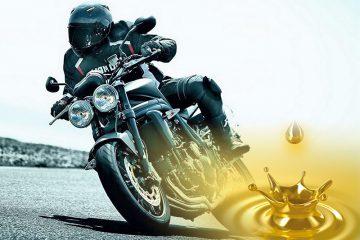 Dầu nhớt xe máy